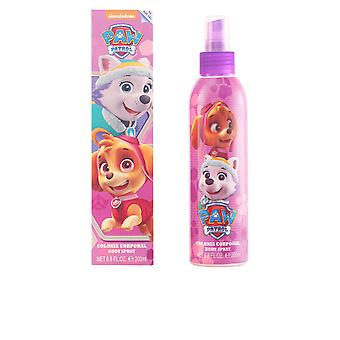 PATRULLA CANINA ROSA colonia body spray
