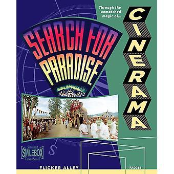 Cinerama: Søg efter Paradise [BLU-RAY] USA import