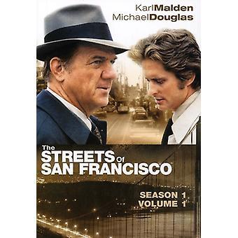 Streets of San Francisco: Vol. 1-Season 1 [DVD] USA import