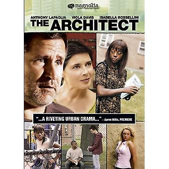 The Architect [DVD] USA import