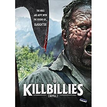 Killbillies (idyl) [DVD] USA importerer