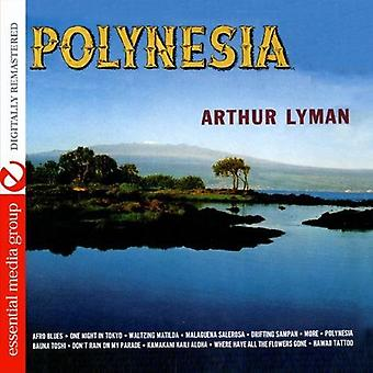Arthur Lyman - Polynesia [CD] USA import