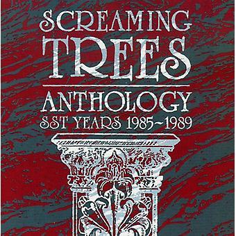Skrigende træer - antologi [CD] USA import