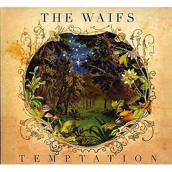 Waifs - Temptation [CD] USA import