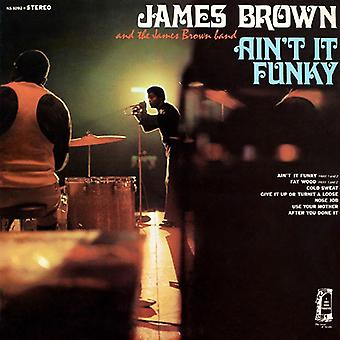 James Brown - Aint det Funky [CD] USA import