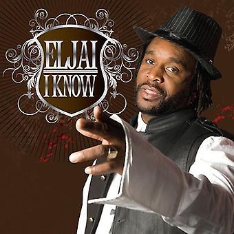 Eljai - I Know [CD] USA importerer