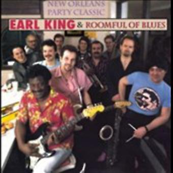 Earl King & Roomfull of Blues - New Orleans Party Classic [CD] USA import