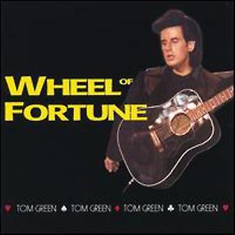Tom Green - Wheel of Fortune [CD] USA import