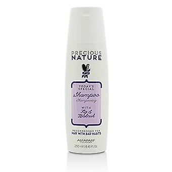 Alfaparf Precious Nature Today's Special Shampoo (For Hair with Bad Habits) - 250ml/8.45oz