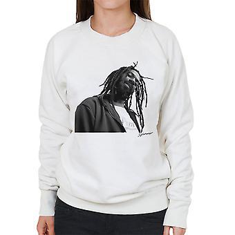 Buju Banton kvinders Sweatshirt