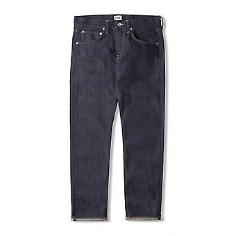 Edwin Jeans ED-55 Regular Tapered 63 Rainbow Selvage Jeans (Unwashed Blue)
