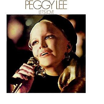 Peggy Lee - Let's Love [CD] USA import
