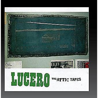Lucero - Attic Tapes [CD] USA import