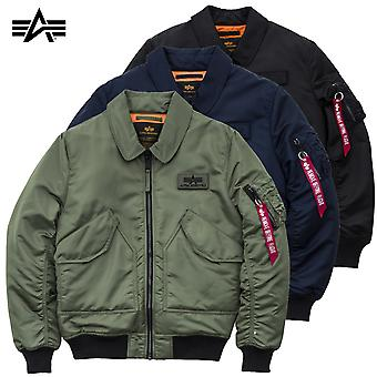 Alpha industries jacket CWU VF BL