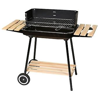 Ldk Barbecue Straight Coal Car Black 82169 (Garden , Barbecue , Barbecue)