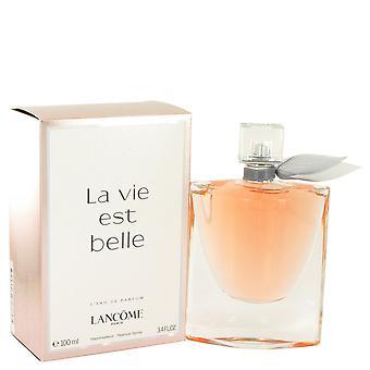 LANCOME La Vie Est Belle Eau de Parfum 100ml EDP Spray