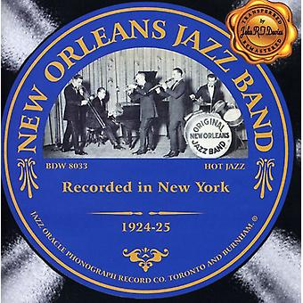New Orleans Jazz Band - indspillet i New York [CD] USA import
