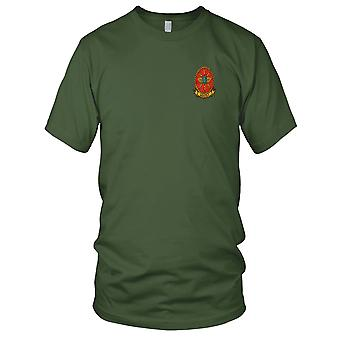 USMC 1st Marine Wing Communication Squadron MWCS Military Vietnam War Embroidered Patch - Kids T Shirt