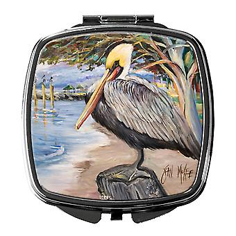 Carolines schatten JMK1218SCM Pelican Bay compacte spiegel