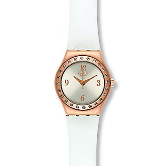 Swatch Ladies' La Rose Douce Watch YSG133
