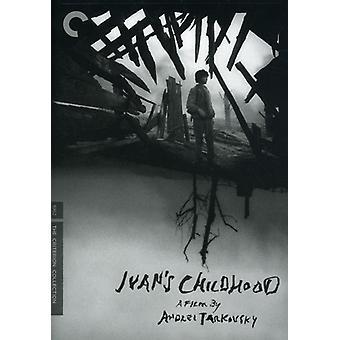 Importation des USA de l'enfance [DVD] d'Ivan