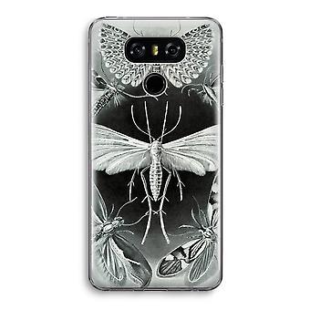 LG G6 Transparent Case - Haeckel Tineida