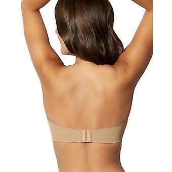 Sans Complexe 1729797 Women's Essential Nude Underwired Balcony Bra