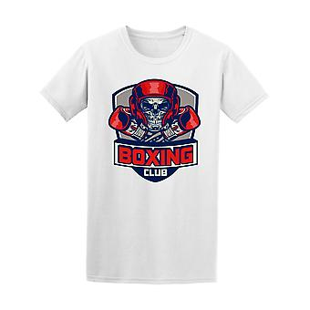 Gym Boxing Club Skull Tee Men's -Image by Shutterstock