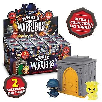 Giochi Preziosi Tower With 2 Figures World Of Warriors