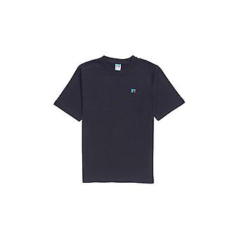Russell Athletic Baseliners Tee Shirt noir