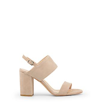 Made in Italia Women Sandals Brown