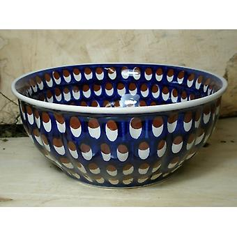 Waves edge Bowl, 2nd choice, Ø 22-24 cm, height 10 cm, tradition 60 BSN 60351