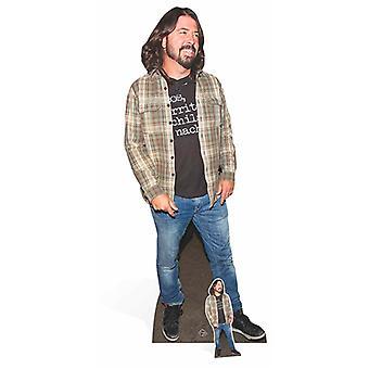 Dave Grohl Life-sized Karton Ausschnitt