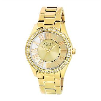 Kenneth Cole New York women's wrist watch analog stainless steel KC4853