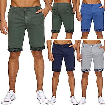 Chino Shorts Cargo Cargo Summer Bermuda Army U. S short trousers vintage Cuba Club New