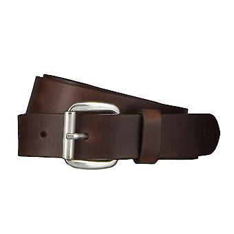 Cinturones de Lee cinturones hombre cuero cinturón marrón 4651