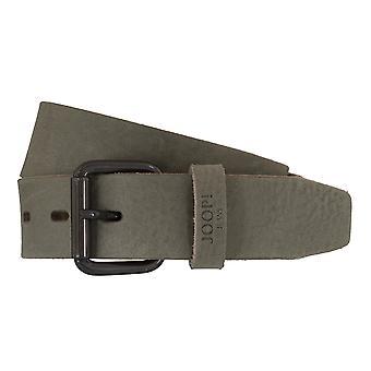 JOOP! Bälten mäns bälten läder jeans bälte olivgrönt/5933