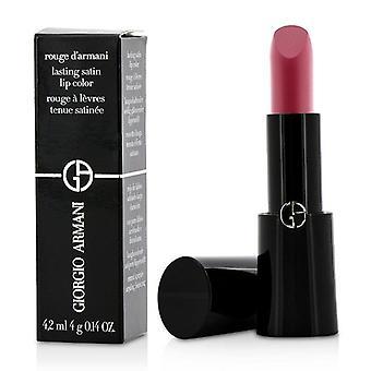 Giorgio Armani Rouge D'armani Lasting Satin Lip Color - # 402 Scarlartto - 4.2g/0.14oz