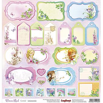 Scrapberry's Dreamland Single-Sided Cardstock 12