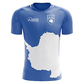 2018-2019 Antarctica Home Concept Football Shirt