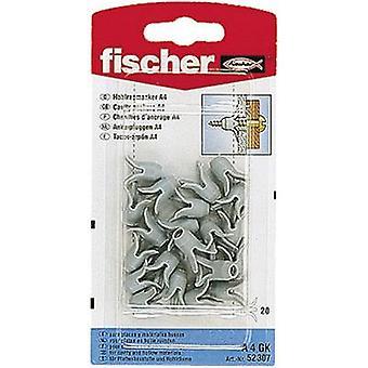 Fischer A 4 GK cavidad enchufe 52307 20 PC