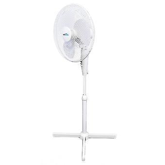 LLOYTRON verblijf koel voetstuk Fan 50W - wit (F1221WH)