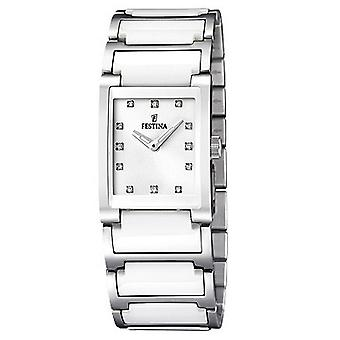 FESTINA - ladies Bracelet Watch - F16536/3 - ceramic - trend