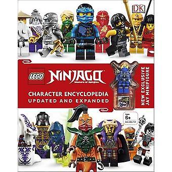 LEGO Ninjago Character Encyclopedia Updated Edition by DK