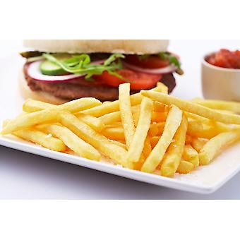 Country Range Frozen Freeze Chill Shoestring Fries 7/7