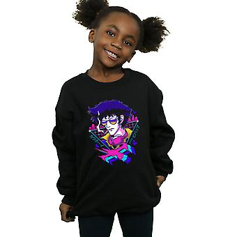 Vincent Trinidad Girls Lofi Space Cowboy Sweatshirt