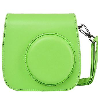 Camera case for Fujifilm Instax Mini 9/8/8 +, Lime Green
