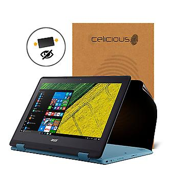 Celicious Privacy 2-Way Anti-Spy Filter Screen Protector Film Compatible with Acer Spin 1 SP111-31