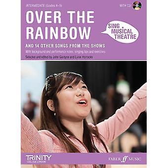 Över den Rainbow - Piano/röst/gitarr av John Gardyne - Luise Horrocks