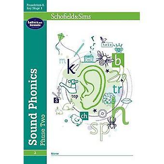 Sound Phonics Phase Two by Carol Matchett - 9780721711454 Book